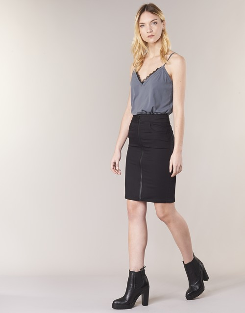 Black Raw LUNAR G Star SKIRT HIGH LYNN SLIM wgw5tS0q