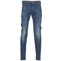 Clothing Men slim jeans G-Star Raw 3301 SLIM Blue