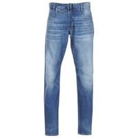 Clothing Men straight jeans G-Star Raw D STAQ 5 PKT TAPERED Fleck