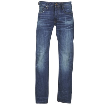 Clothing Men straight jeans G-Star Raw 3301 STRAIGHT Higa