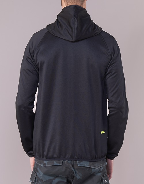 Slim Zip s Hooded Black Thru G Strett L star Sw Raw qOXxtAUf