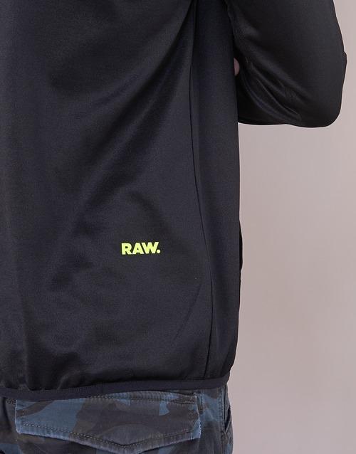 star Black Strett Zip L Sw G Slim Thru s Raw Hooded 6qwxdv7T