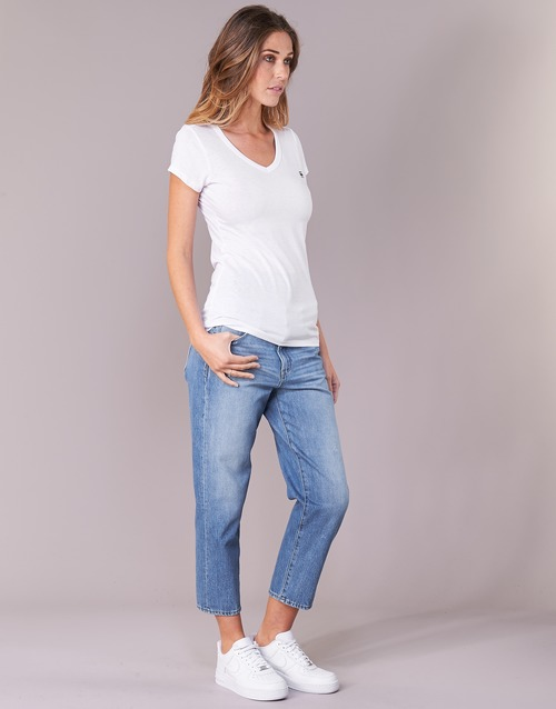 G-Star Raw EYBEN SLIM V T WMN S/S