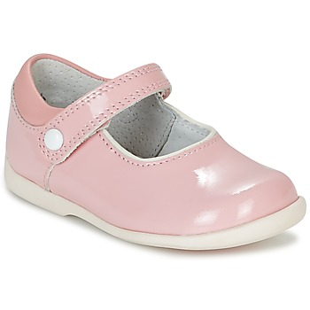 Shoes Girl Flat shoes Start Rite NANCY Pink