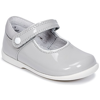 Shoes Girl Flat shoes Start Rite NANCY Grey
