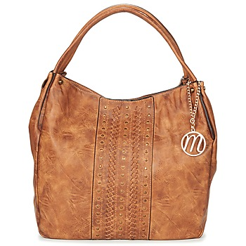 Bags Women Small shoulder bags Moony Mood HURTIL Cognac