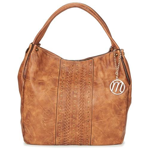 Bags Women Small shoulder bags Moony Mood HURTIL Cognac