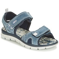 Shoes Boy Sandals Primigi (enfant) RAPASTIC Blue