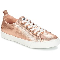 Shoes Women Low top trainers Banana Moon RANIYA Pink