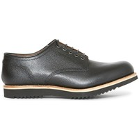 Shoes Men Derby Shoes Grenson Drew Shoe Black Black