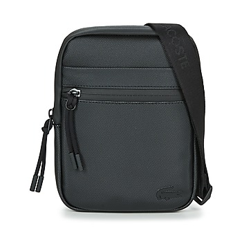 Bags Men Pouches / Clutches Lacoste L 12 12 CONCEPT Black