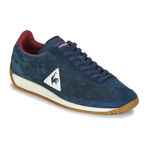 Le Coq Sportif - QUARTZ PERFORATED NUBUCK