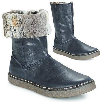 Shoes Girl High boots GBB DUBROVNIK Blue