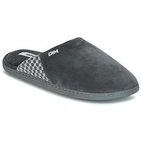 Shoes Men Slippers DIM D GRIMOIRE Grey