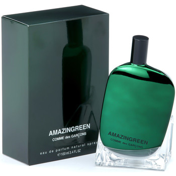 Clothing Women Formal trousers Comme Des Garcons Eau de Parfum Comme de Garcons Amazingreen 100ml Transparent