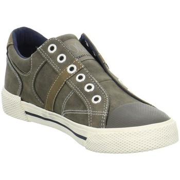 Shoes Low top trainers S.Oliver Kinder Grey