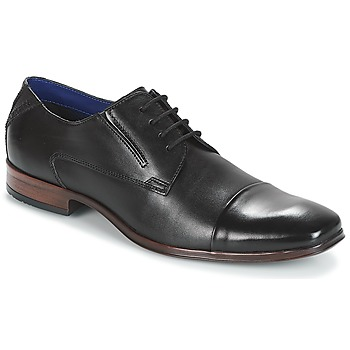 Shoes Men Derby Shoes Bugatti  Black