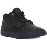 Shoes Men Hi top trainers Nike SB PORTMORE II SOLAR Nero