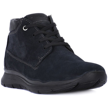Shoes Men Mid boots Enval CAMOSCIO NOTTE     86,9