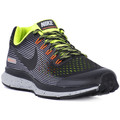 Shoes Men Low top trainers Nike ZOOM PEGASUS 34 SHIELD GS Nero