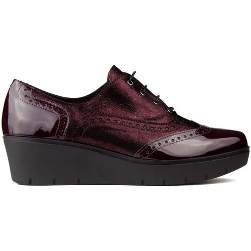 Shoes Women Derby Shoes Kroc WOMEN SHOES Bordeaux
