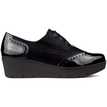 Shoes Women Derby Shoes Kroc WOMEN SHOES black