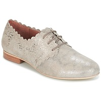 Shoes Women Derby Shoes Myma CANOPA Silver