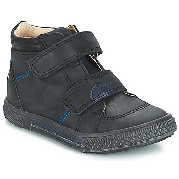 Shoes Boy Mid boots GBB ROBERT Black