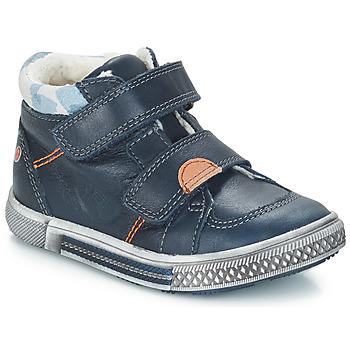 Shoes Boy Hi top trainers GBB ROBERT Blue