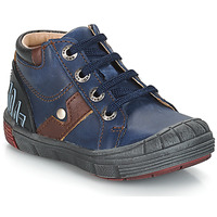 Shoes Children Hi top trainers GBB REINOLD Blue