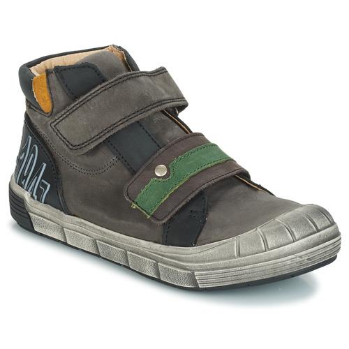 Shoes Boy Hi top trainers GBB REMI Grey