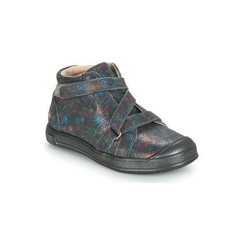 Shoes Girl Hi top trainers GBB NADEGE Grey