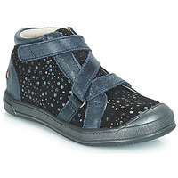 Shoes Girl Hi top trainers GBB NADEGE Blue / Black