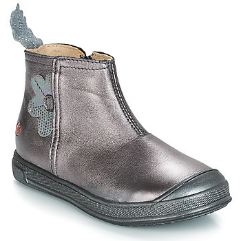 Shoes Girl Mid boots GBB ROMANE Purple