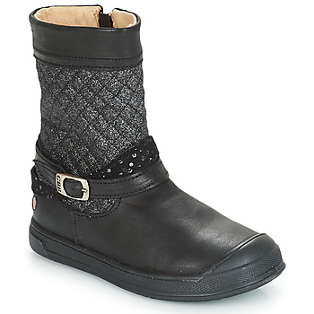 Shoes Girl High boots GBB ROLANDE Black