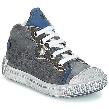 Shoes Boy Hi top trainers GBB RONALD Grey