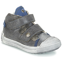 Shoes Boy Hi top trainers GBB ROMULUS Grey
