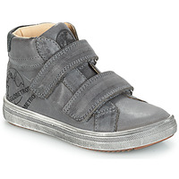 Shoes Boy Mid boots GBB NAZAIRE Grey