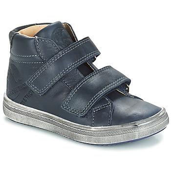 Shoes Boy Hi top trainers GBB NAZAIRE Blue