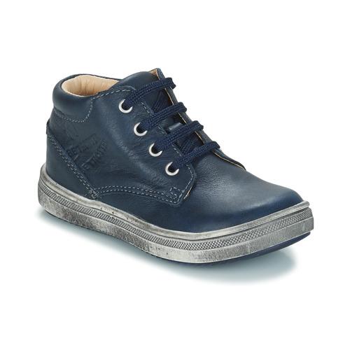 Shoes Boy Mid boots GBB NINO Blue