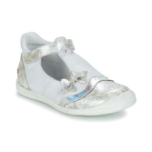 Shoes Girl Flat shoes GBB SERENA White