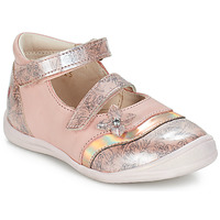 Shoes Girl Flat shoes GBB STACY Pink
