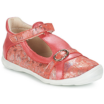 Shoes Girl Flat shoes GBB SALOME Red