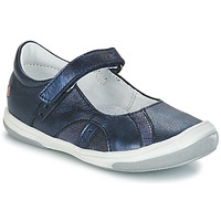 Shoes Girl Flat shoes GBB SYRINE Blue