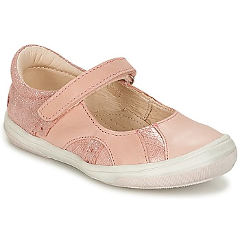 Shoes Girl Flat shoes GBB SYRINE Pink