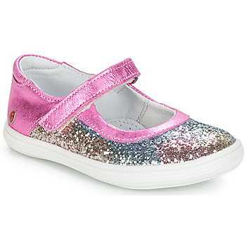 Shoes Girl Flat shoes GBB PLACIDA Pink