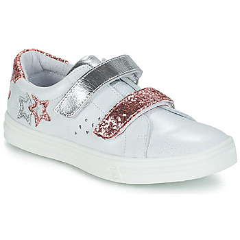 Shoes Girl Low top trainers GBB SANDRA White