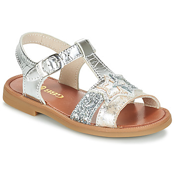 Shoes Girl Sandals GBB SHANTI Silver