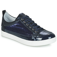 Shoes Girl High boots GBB ISIDORA Blue / Marine