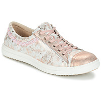 Shoes Girl Low top trainers GBB GINA Pink